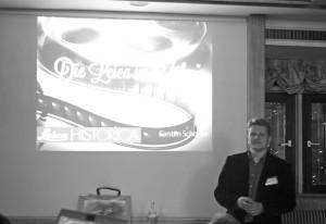 Carsten Schuler beim vortrag